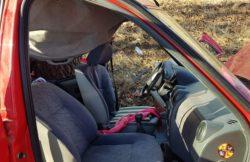 ZI NEAGRĂ pe șoselele din Arad! Un NOU ACCIDENT, cu VICTIME