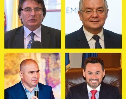 Gheorghe Falcă, acuzat că se agață de Alianța Vestului, în speranța că va obține biletul spre Bruxelles
