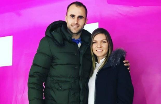 Marius Copil și Simona Halep! Veste URIAȘĂ pentru fanii celor doi