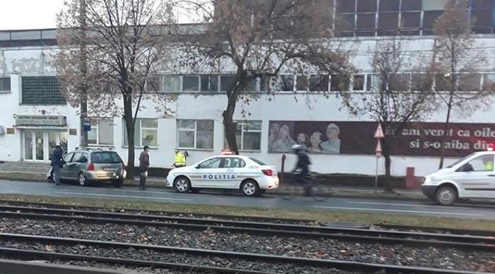 ACCIDENT în această dimineață, la UTA. Victimele, transportate la spital