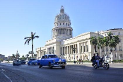 Vizită FULGER în Cuba! Doi miniştri români au fost la Havana