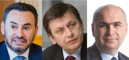 Orban i-a sărit pe Falcă, Bolojan şi Antonescu din rândul primilor opt nominalizaţi pentru a candida la alegerile europarlamentare