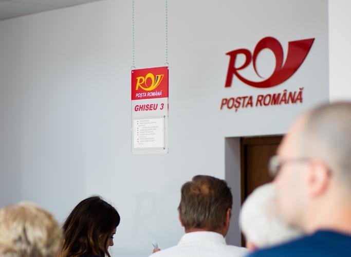 De larg interes: Se REDESCHIDE oficiul poştal din centrul Aradului