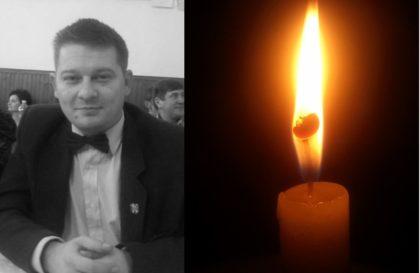Veste TRISTĂ: A murit Cristi Videscu, la numai 37 de ani. Fratele acestuia a murit în urmă cu câțiva ani…