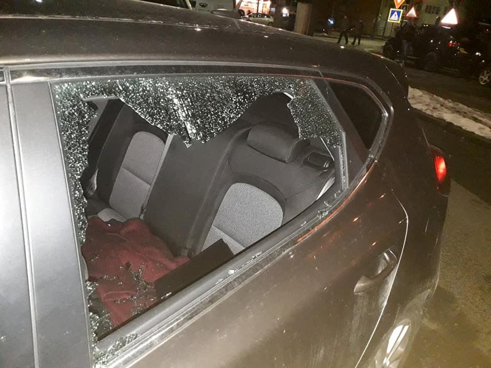 """ALARMANT: Spargeri de mașini pe bandă rulantă, în Arad. Ce s-a FURAT de pe Calea Romanilor. """"Vă rog distribuiți""""! Se oferă RECOMPENSĂ"""