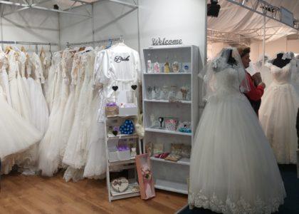 """Arădenii au găsit toate ingredientele pentru o nuntă reușită la târgul """"Petreceri de Vis"""", organizat la Expo Arad (GALERIE FOTO)"""