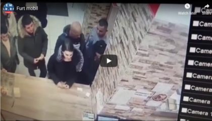 INFRACTOR căutat de AUTORITĂȚILE AUSTRIECE, prins după ce i-a FURAT unei ARĂDENCE telefonul mobil (FOTO ȘI VIDEO)