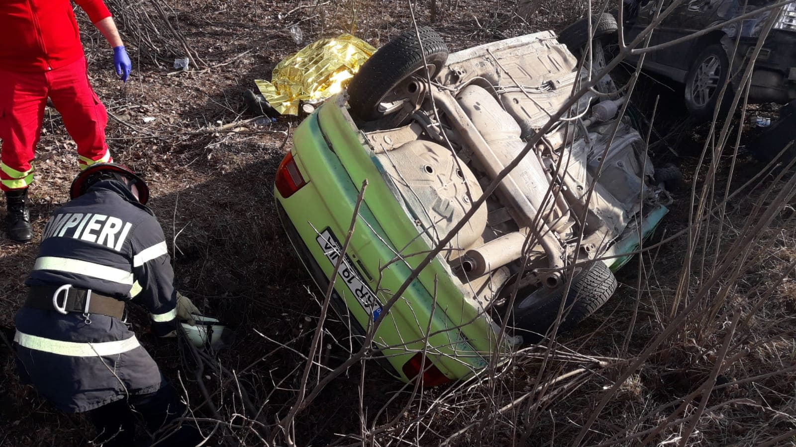 Cum s-a petrecut NENOROCIREA de pe drumul Arad – Oradea, în care a MURIT un tânăr de 29 de ani