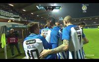 VIDEO: Gol FRUMOS marcat de fostul utist Adrian Petre în Danemarca