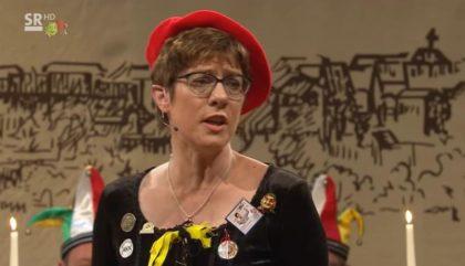 Șefa creștin-democraților germani, criticată pentru ironiile la adresa toaletelor pentru al treilea gen