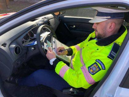Șoferi cercetați pentru infracțiuni rutiere