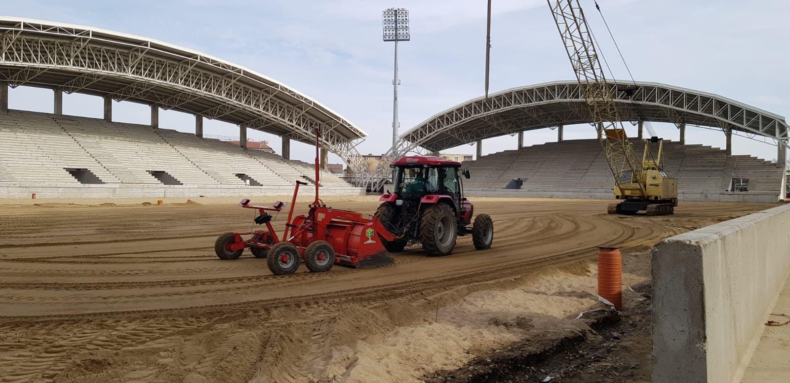 SCANDALUL pe tema stadionului UTA ia amploare: Constructorul, chemat la RAPORT în faţa Consiliului Local Municipal