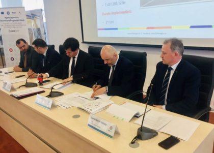 Noi investiții cu finanțare europeană în județul Arad: Peste 5 milioane de euro pentru servicii de sănătate moderne și infrastructura velo