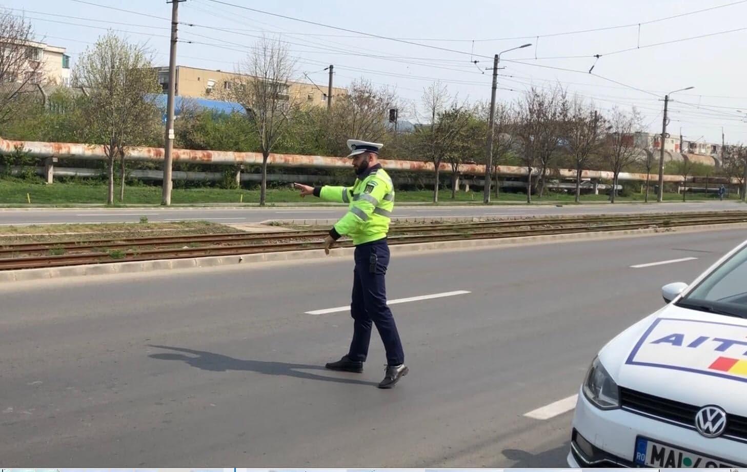 ATENȚIE! Ample CONTROALE ale Poliției Rutiere