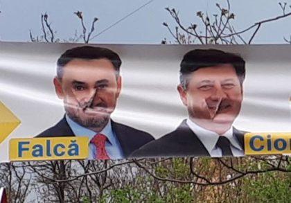 Falcă și Cionca, TĂIAȚI pe față! Campania PNL Arad pentru europarlamentare se anunță un EȘEC