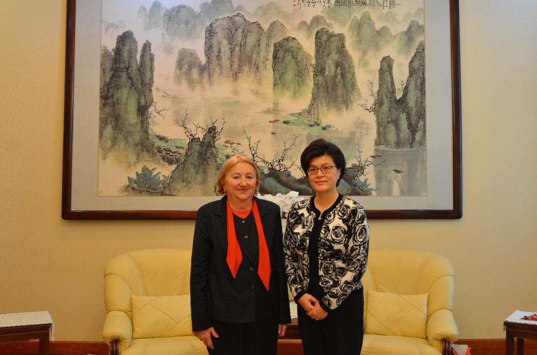 Ambasada Chinei transmite FELICITĂRI Forumului Prieteniei și Colaborării Româno-Chineze