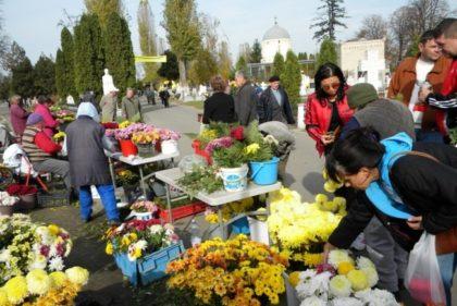 Ce REGULI trebuie să respecte comercianții de flori în Duminica Tomii