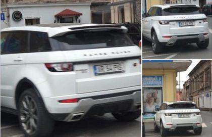 """""""Vorbește sluga lui Deagnea…."""" Reacția lui Gheorghe Falcă după ce mașina Geaninei Pistru a fost pozată parcată neregulamentar"""