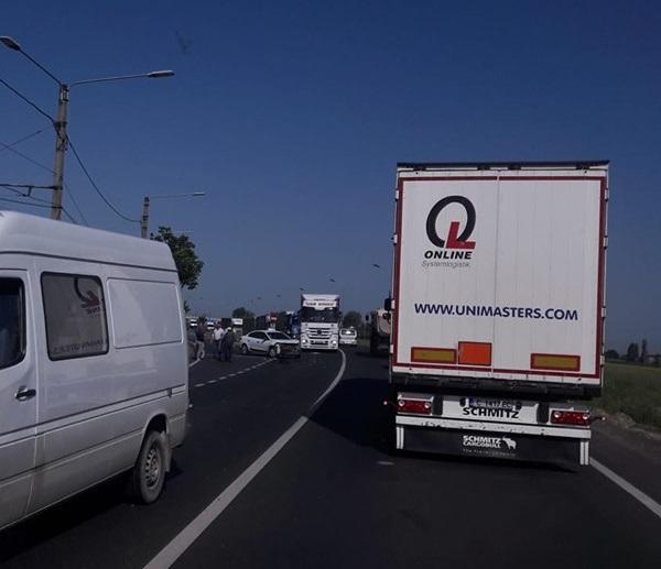 13, zi cu GHINION pentru mai mulți ȘOFERI! Două ACCIDENTE pe șoselele din Arad