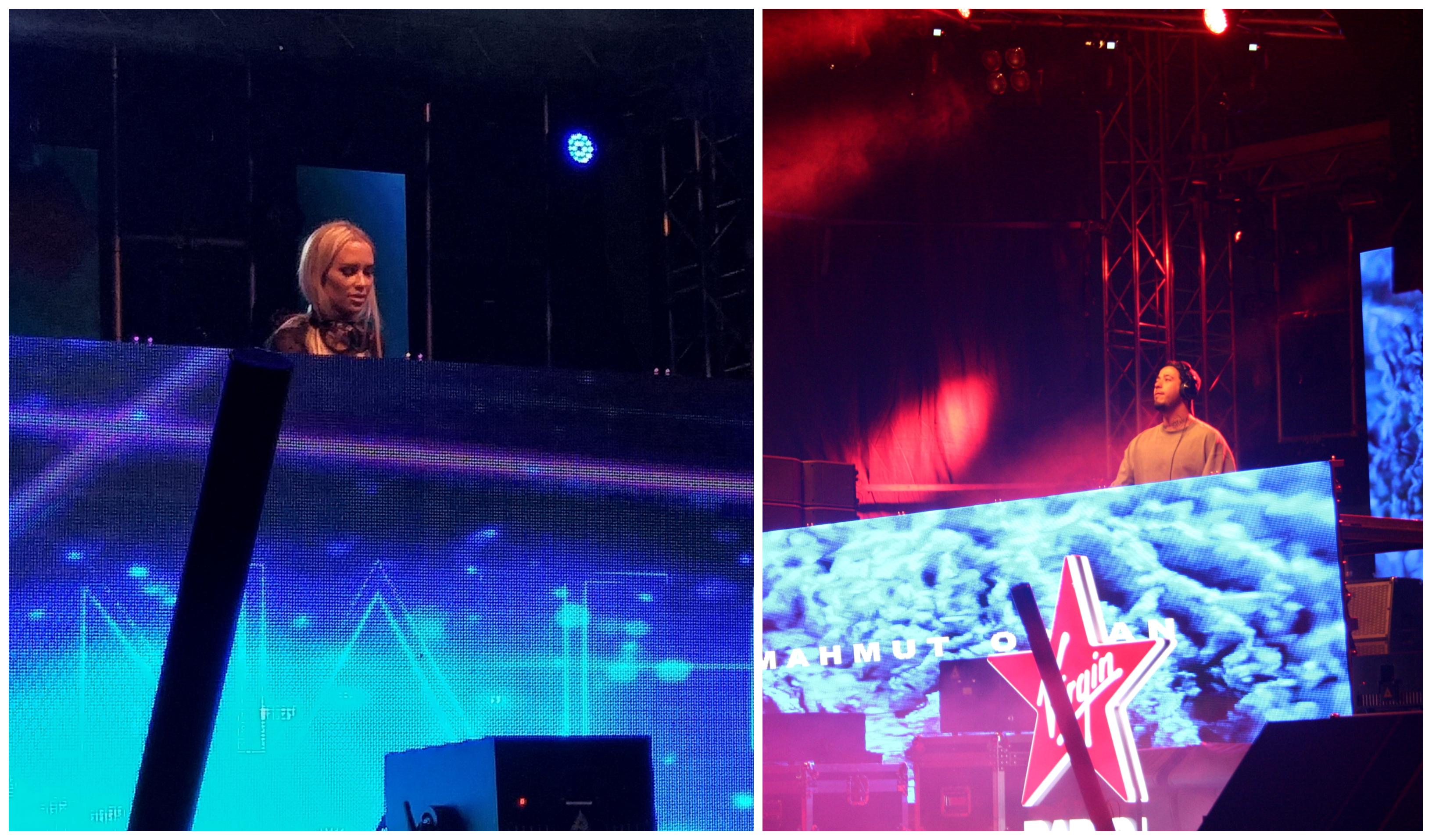 Frumoasa MATTN și Mahmut Orhan au făcut un show INCENDIAR în a doua zi a festivalului Arad Open Air (GALERIE FOTO)