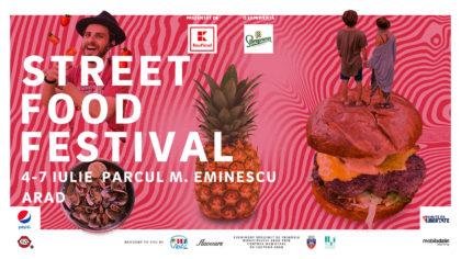 Începe Street Food Festival! Ce îi așteaptă pe gurmanzi în Parcul Eminescu