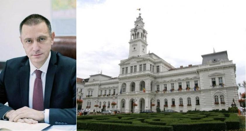 Fifor, vicepremier în Guvern. Cine va fi candidatul PSD la Primăria Arad