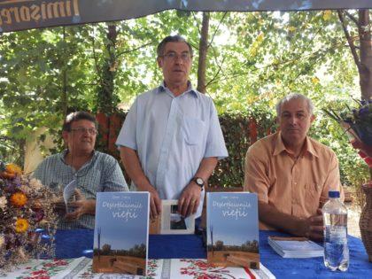 """Ionel Costin a lansat """"Deşertăciunile vieţii"""". De dinainte şi de după 1989"""
