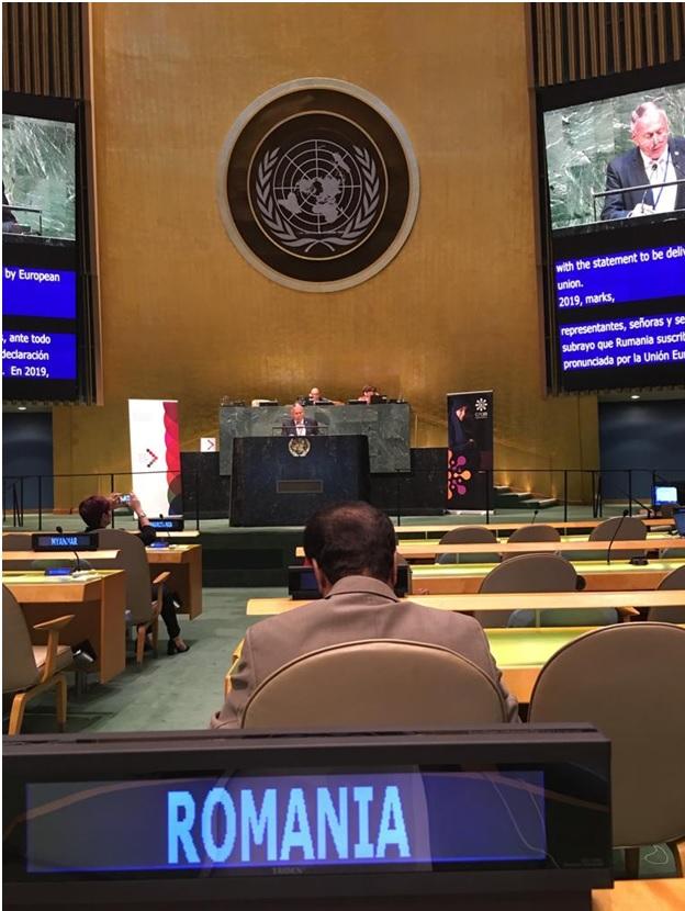 România, la Forumul Politic de la New York. Ce teme importante au fost abordate