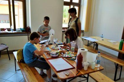Ce pot face copiii, la Arad, în vacanța de vară
