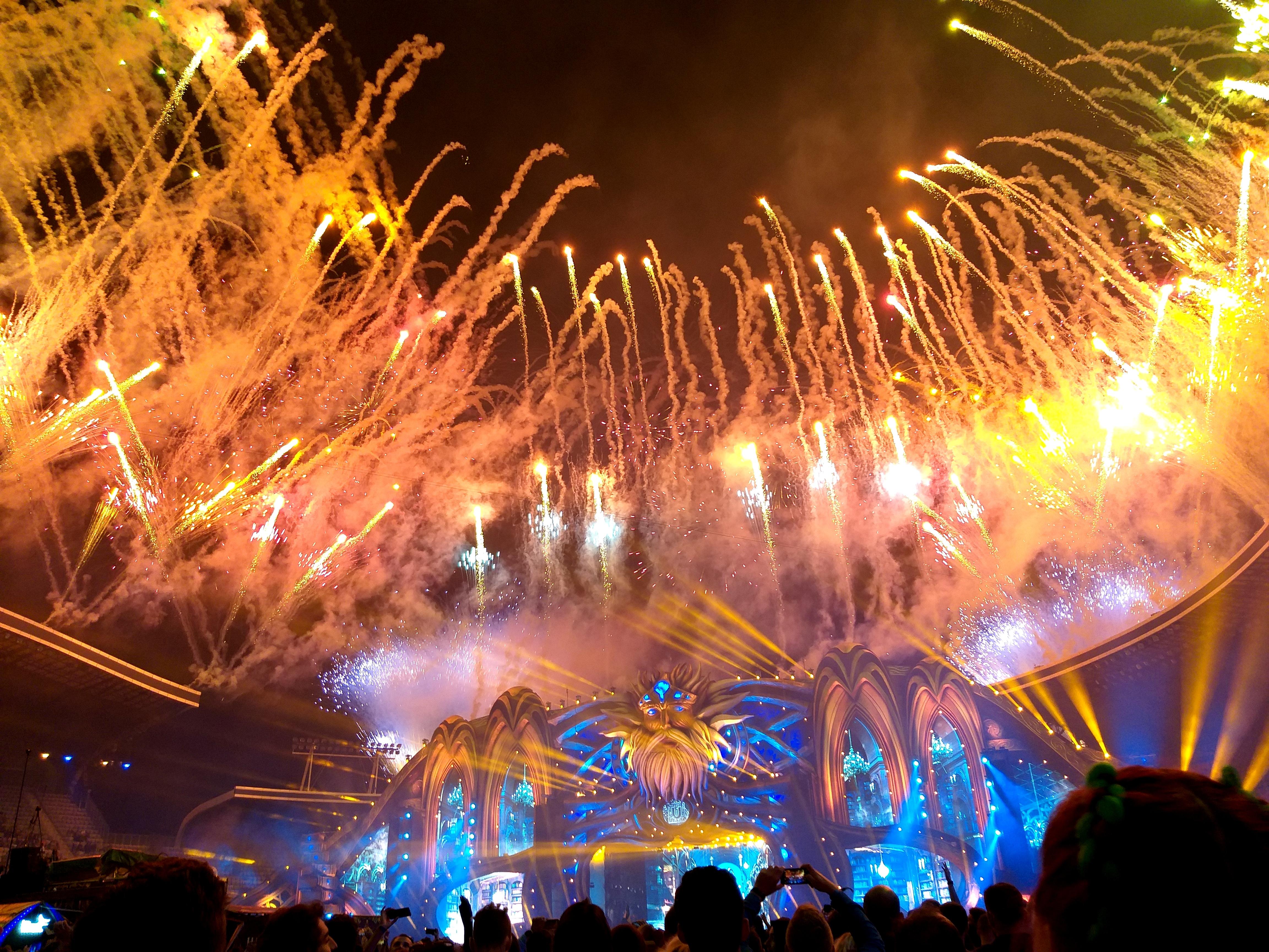Magia de la UNTOLD a spart recorduri! Cum a fost la cel mai mare festival de muzică din România (FOTO)