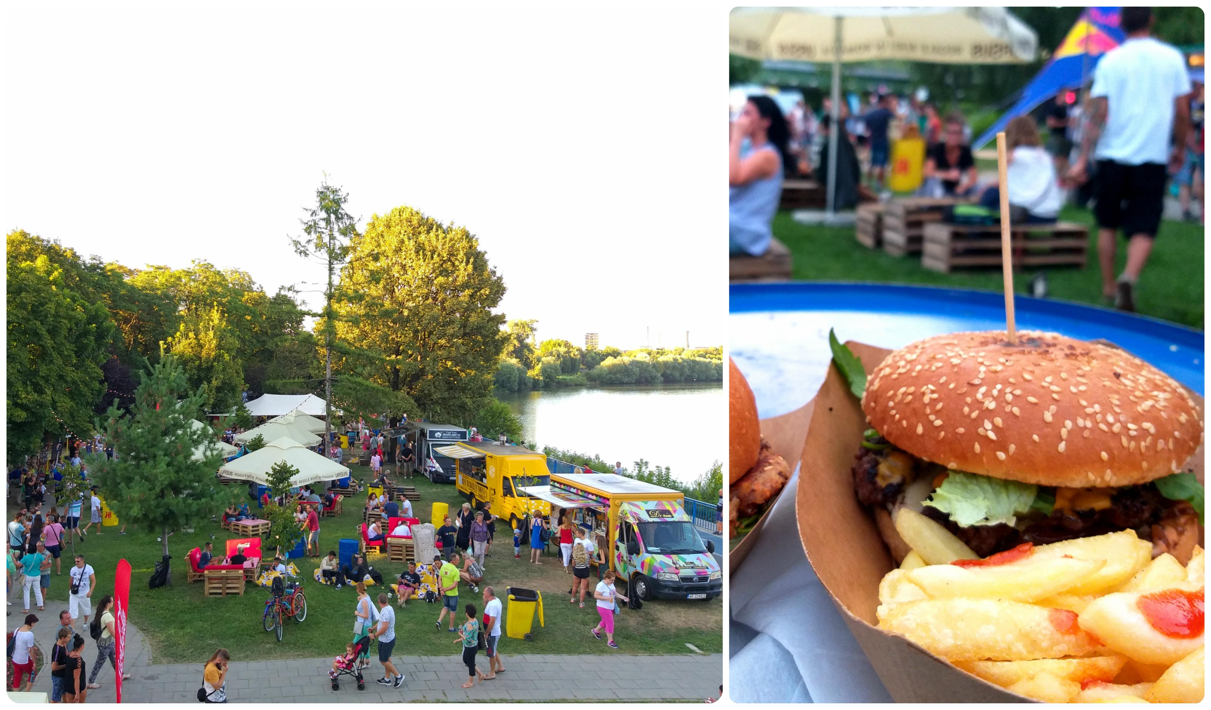 Relaxare, cărți, mâncare delicioasă, muzică și distracție pentru cei mici, toate la Picnic Festival (GALERIE FOTO)