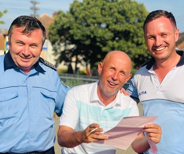 """Garcea, SANCȚIONAT la Lipova de """"colegii"""" din poliție"""