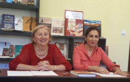 Ambasadoarea Republicii Populare Chineze în România vine la Arad