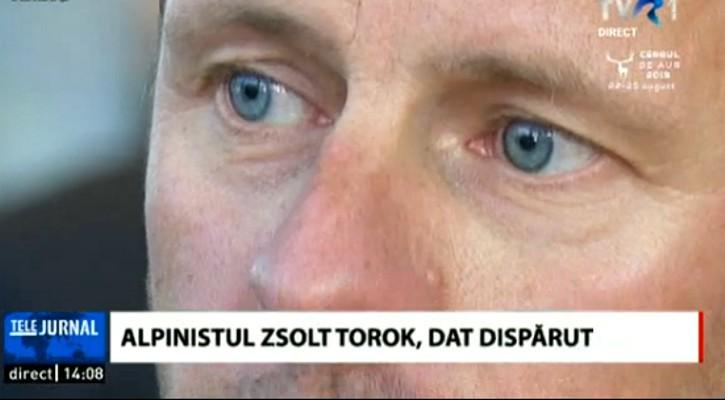 Tragic! Cunoscutul alpinist arădean Zsolt Torok, găsit fără suflare