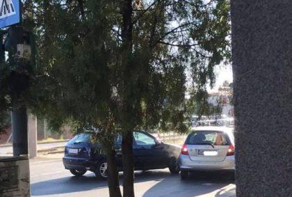 ACCIDENT în municipiu! Circulația este BLOCATĂ
