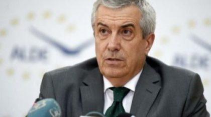 Demisie la NIVEL ÎNALT! Călin Popescu Tăriceanu RENUNȚĂ la funcția de preşedinte al Senatului
