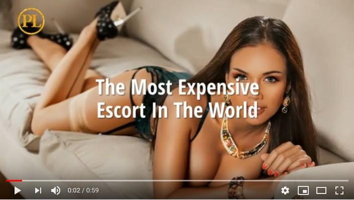VIDEO: TOP 10. Ele sunt CELE MAI SCUMPE escorte din lume