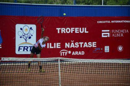 O elvețiancă, favorită la ITF Arad!