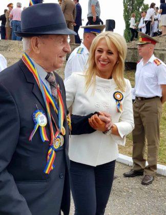 Cea de-a 75-a comemorare a eroilor de la Păuliș