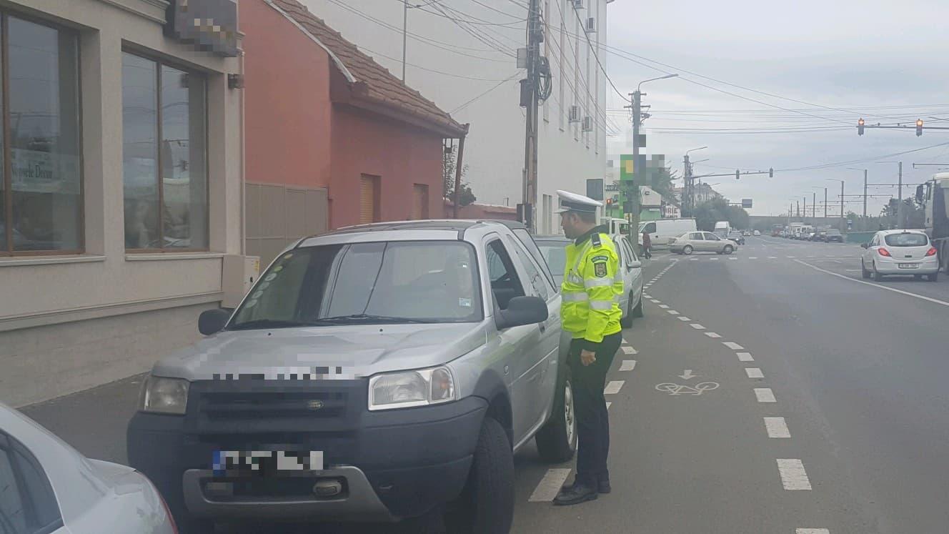 Șoferii, în vizorul polițiștilor rutieri! Amenzile se TRIPLEAZĂ începând de mâine (GALERIE FOTO)