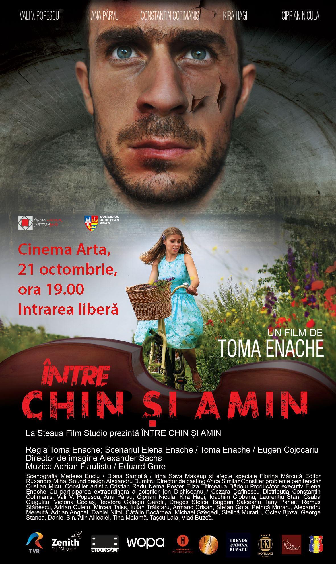 """""""Între Chin și Amin"""" în premieră de gală la Cinema Arta"""