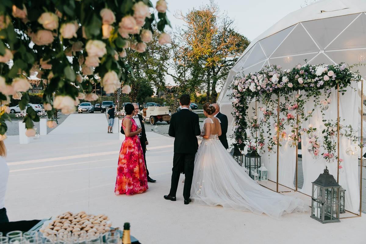 Buftea Events îți asigură locația de basm pentru nunta ta