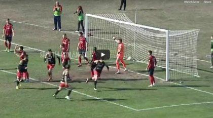 UTA câştigă DRAMATIC la Reşiţa printr-un EUROGOL al lui Romario Moise (VIDEO)