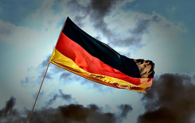 Umbra neagră a recesiunii peste economia germană