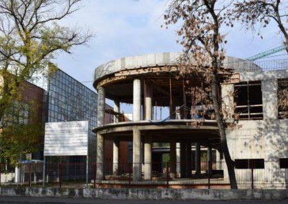 Bani în plus pentru construirea Palatului Copiilor din Arad