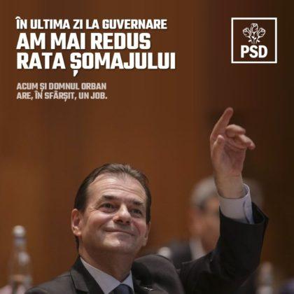 Fiecare zi în care Guvernul lui Iohannis va fi la Palatul Victoria va însemna un dezastru pentru economie, pentru democrație și pentru calitatea vieții românilor