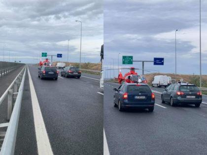 ACCIDENT GRAV pe AUTOSTRADĂ, între Arad şi Timişoara! O tânără a MURIT (UPDATE + FOTO)
