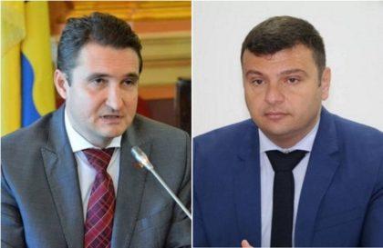 """Continuă DUELUL MEDIATIC între Bibarț și Bîlcea. Cum îi """"aburesc"""" pe arădeni cei doi rivali din PNL (VIDEO)"""