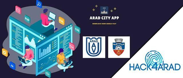 """Premieră în Arad: Primul hackaton are loc la Universitatea """"Aurel Vlaicu"""""""