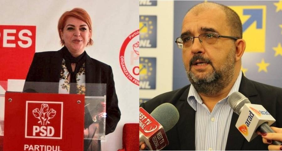 """""""DEPOLITIZAREA"""" instituțiilor deconcentrate la Arad a început cu o lovitură prin ricoșeu la Mihai Fifor"""